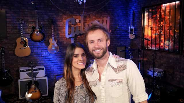 Nikki Reed & Paul McDonald