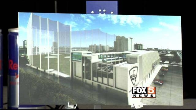 topgolf las vegas closes in on opening holds job interviews fox5 vegas kvvu. Black Bedroom Furniture Sets. Home Design Ideas
