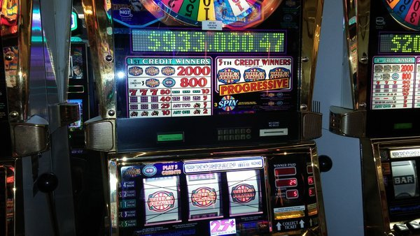 vegas jackpot slot machine