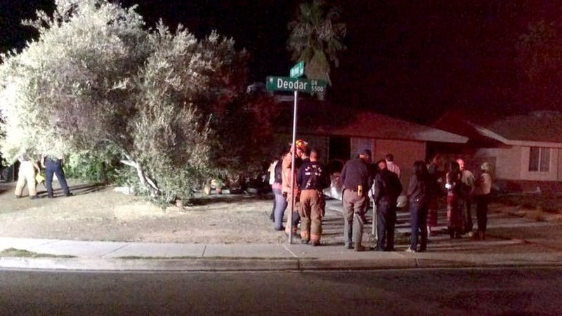 Fire Causes 55k In Damage To Northwest Las Vegas Home