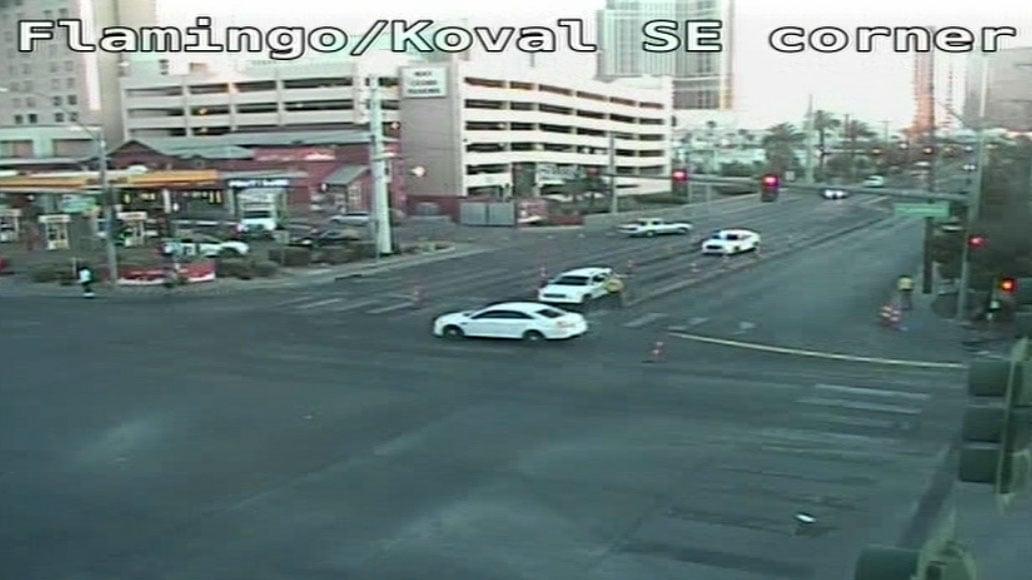 Hearing Impaired Apps >> Woman struck by vehicle near Vegas Strip - FOX5 Vegas - KVVU