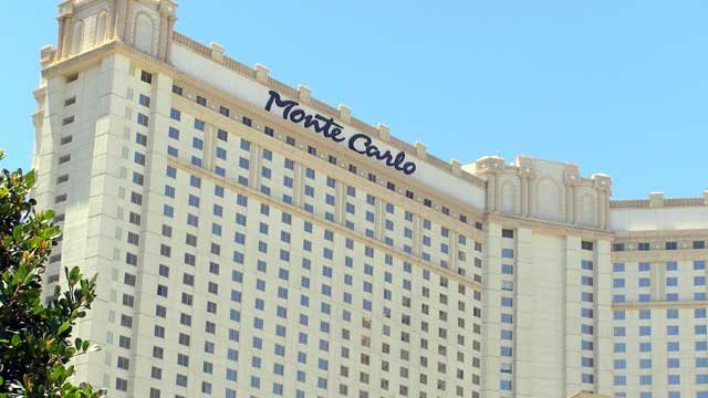 The Monte Carlo Resort and Casino is shown in an undated image. (File)