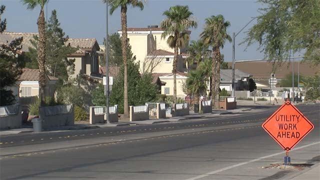 Couple Tied Up While Burglars Ransack South Las Vegas Home