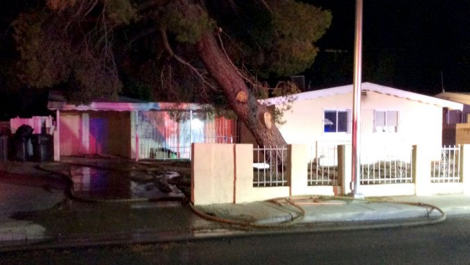 Grow House Discovered After Las Vegas House Fire Fox5