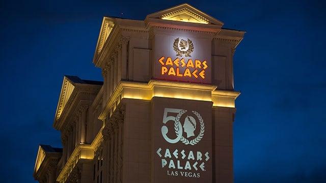 On August 5, 2016, Caesars Palace is marking its 50th anniversary. (Photo credit: Erik Kabik)