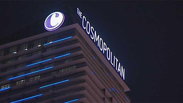 The Cosmopolitan of Las Vegas. (FOX5 FILE)