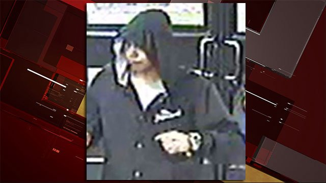 Police released an image of a man suspected of attempted robbery. (Source: LVMPD)