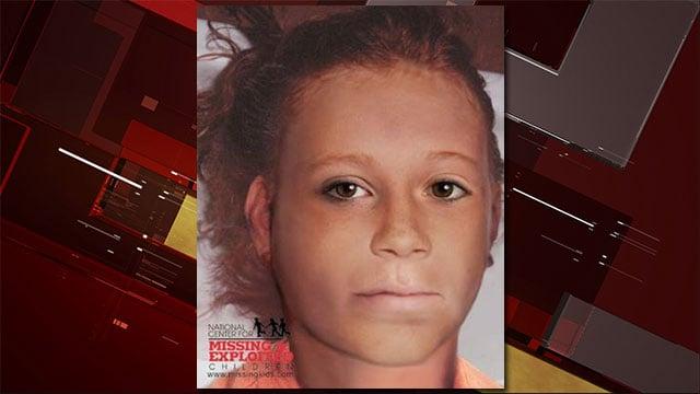 A photo of Jane Sahara Doe. (SOURCE: LVMPD)