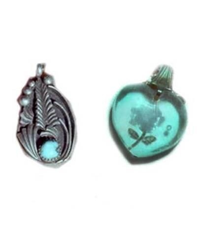 A photo of Jane Sahara Doe's pendants. (SOURCE: LVMPD)