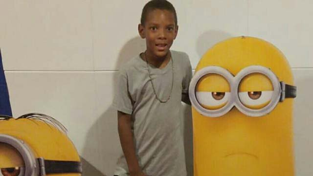 Nine-year-old Derion Stevenson appears in this recent image. (Source: Lavender Kiing)