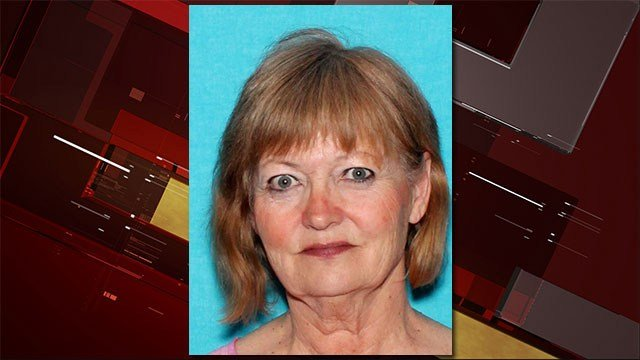 Las Vegas Metro police released a DMV photo of Kathleen Ploutz, who was identified as the person who was found dead on July 18, 2016. (LVMPD)