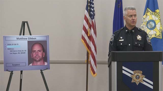 The NHP discusses a trooper-involved shooting during a press conference on Sept. 1, 2016. (Source: FOX5)