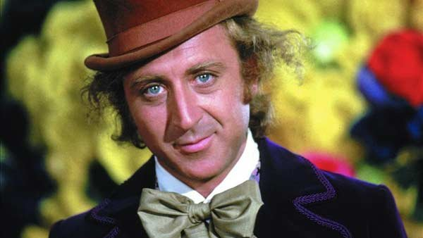 Gene Wilder as Willy Wonka in the 1971 movie 'Willie Wonka and the Chocolate Factory'. (Source: Warner Bros.)