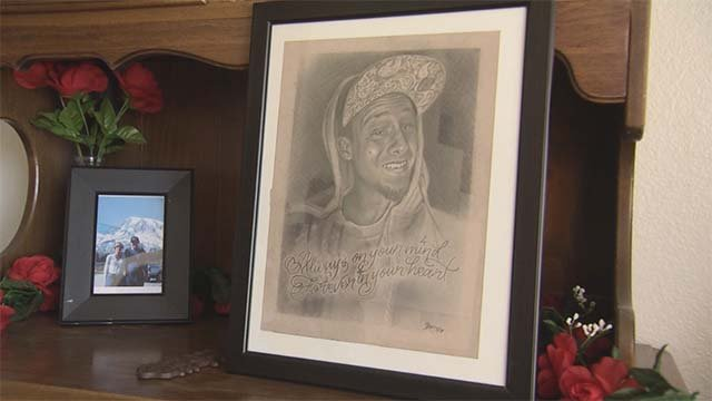Tyler Worley's likeness appears in this image from Sept. 14, 2016. (Source: FOX5)