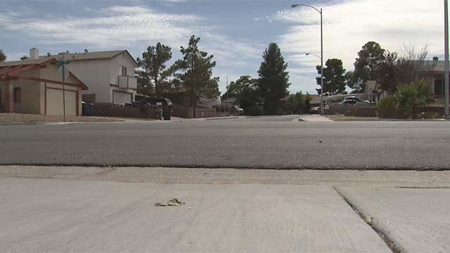 """Henderson residents say a """"creepy"""" man has been approaching them in their homes in the area of Horizon and College drives. (Source: FOX5)"""
