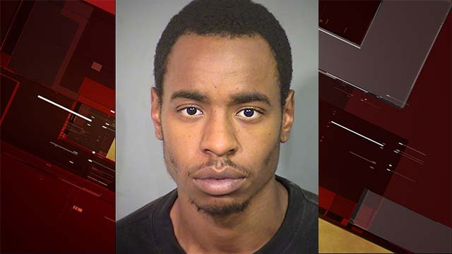 Amonte Taylor  (Source: LVMPD)