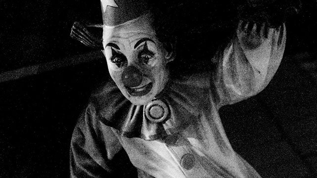 Stock image of clown (Source: Wikimedia)