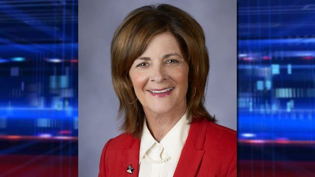 UNLV Athletic Director Tina Kunzer-Murphy appears in this file image. (Source: File/FOX5)
