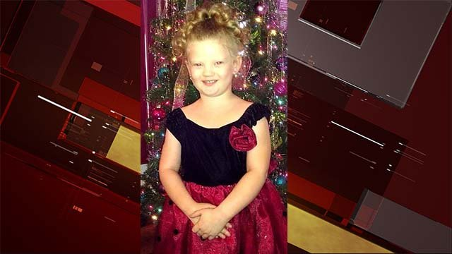 Ryleigh, who received a fatal dose of prescription medications in August, appears in this undated photo. (Source: Desire Island)