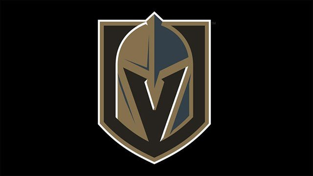 The logo of the Vegas Golden Knights, which was revealed during a naming ceremony on Nov. 22, 2016. (Source: NHL)