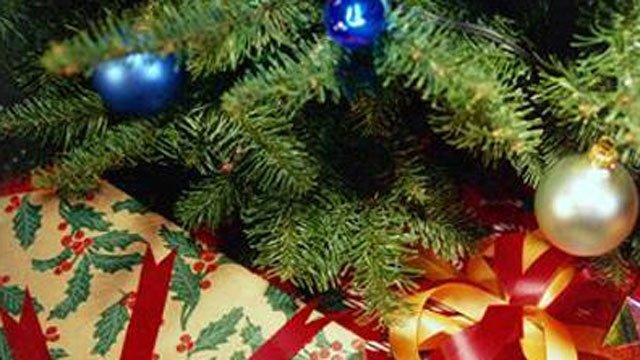 Christmas tree recycling is available in the Valley.