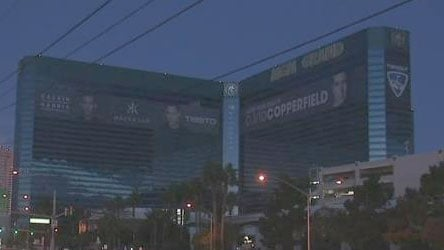 The MGM was impacted by a power outage in Jan. 11, 2016. (FOX5)