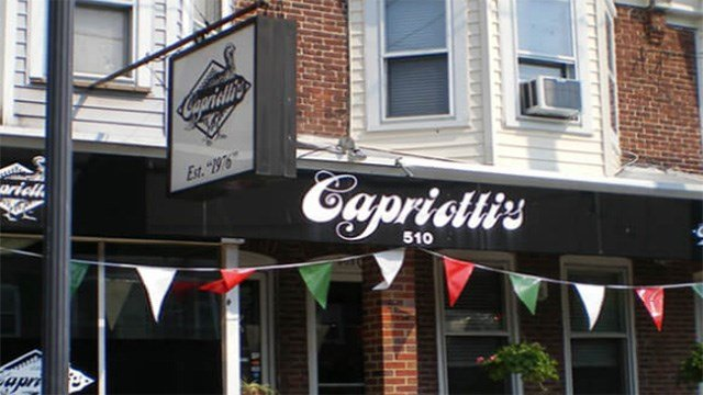 The first Capriotti's locations is shown in Wilmington, DE. It opened in 1976. (Source: Capriotti's website)