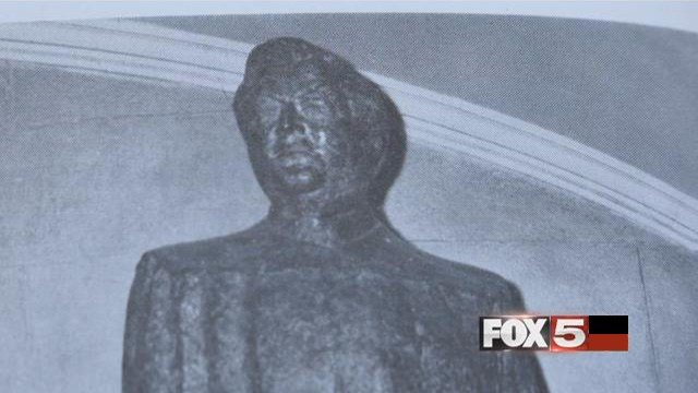 Current Democratic lawmakers are calling for a statue of former U.S. Sen. Patrick McCarran removed from the U.S. Capitol.