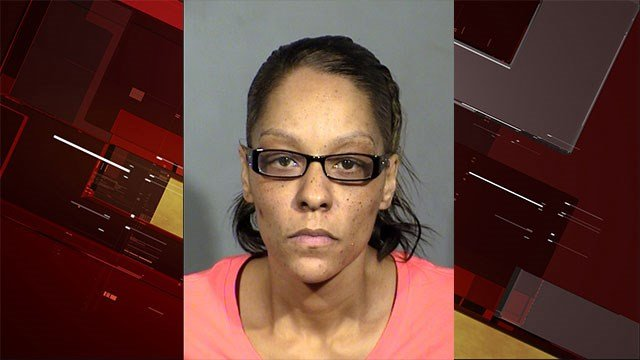 Tianna Thomas, Richard Newsome's mother. (LVMPD)