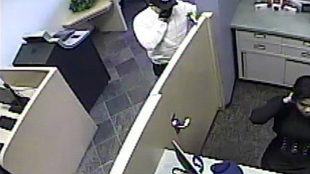 Another look at the second suspect in the case. (Source: Henderson PD)