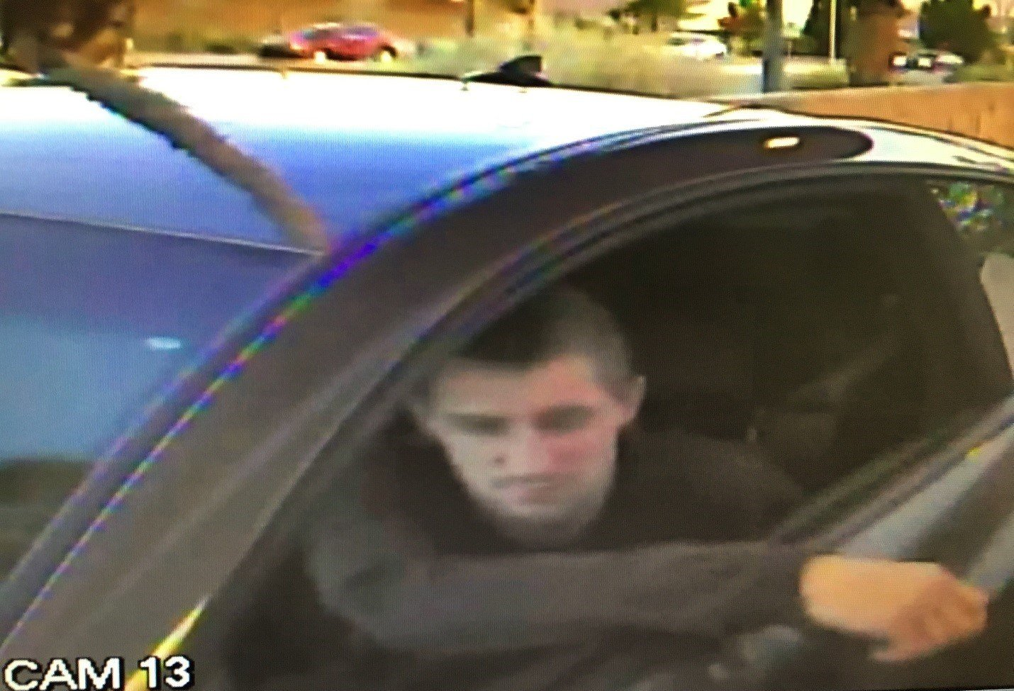 Metro police released this photo of the robbery suspect. (LVMPD/FOX5)