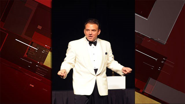 Tony Sacca and Vegas the Show provided entertainment at the annual Customer Service Excellence Luncheon & Awards at the Orleans Hotel & Casino in Las Vegas on Nov. 5, 2010. (Glenn Pinkerton/Las Vegas News Bureau)