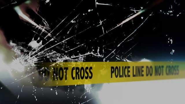 Officer rear-ended on I-215.