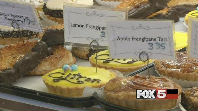 Chef Flemmings bakery owner warned about a business offering ad sales.