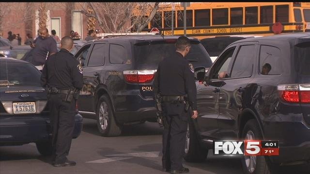 CCSD had its 100th lockdown of the school year.