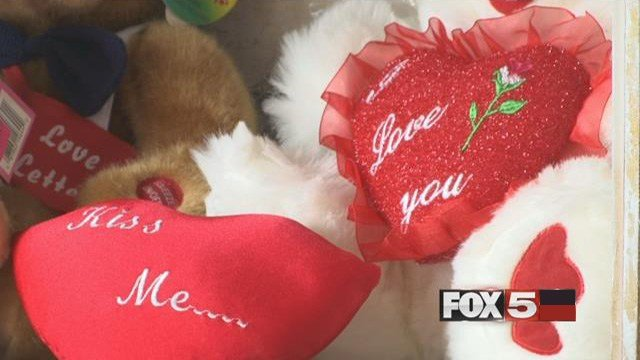 Las Vegas and Henderson were ranked in the top 20 of best U.S. cities for Valentine's Day. (FOX5)
