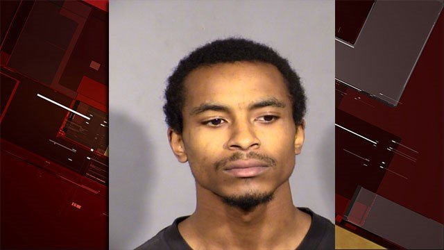 Keshawn Doucet (Source: LVMPD)