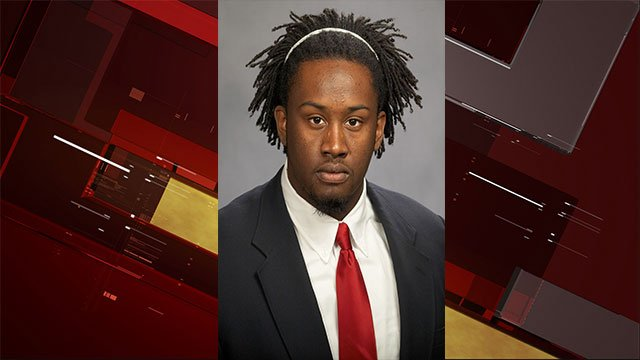 Former Rebel football player Jeremy Geathers. (FOX5)