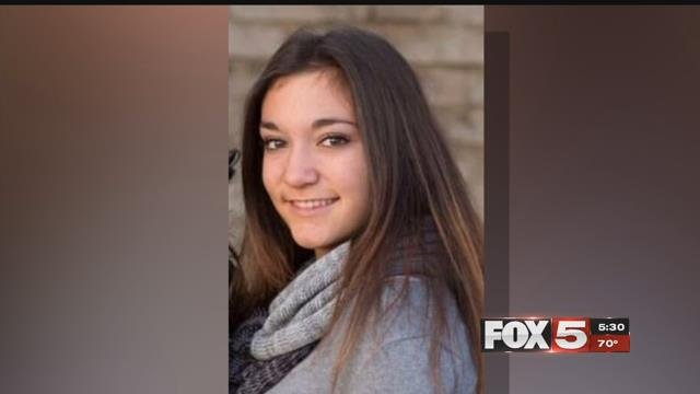 Sarah Dunsey disappeared on Jan. 15, 2017. Her parents believe she was taken in Las Vegas. (FOX5)