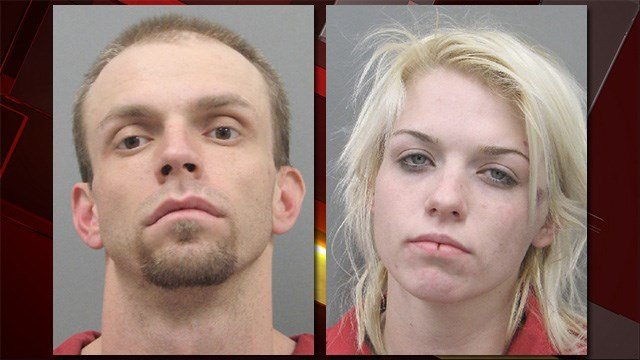 Shawn Erickson and Taylor Goodman. (Source: Henderson PD)