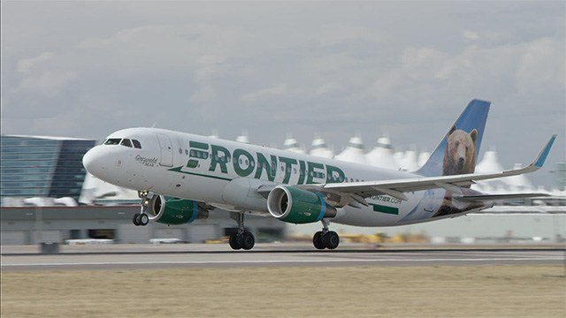Frontier Airlines announced on March 7, 2017 new nonstop, direct flights from Las Vegas to the Dakotas, Indianapolis and Washington-Dulles. (Source: Frontier Airlines)