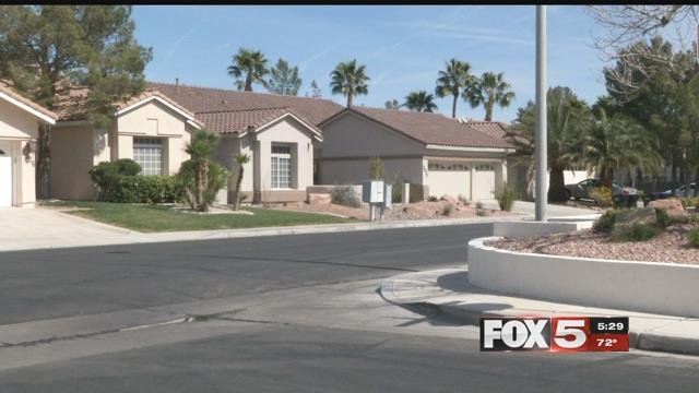 The Las Vegas housing market slowed down for the first time in years.