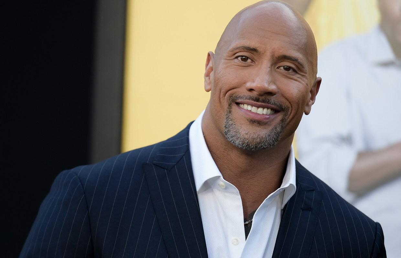 Dwayne 'The Rock' Johnson. (Courtesy: AP)