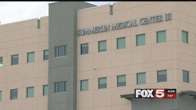 Summerlin Medical Center.