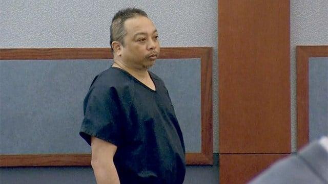 Rolando Cardenas appears in court on March 29, 2017. (Armando Navarro/FOX5)