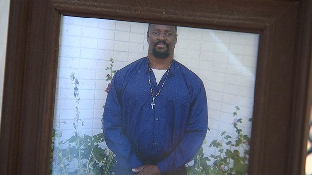 Johnny Hopkins, 50, is accused of fatally beating a woman on April 1, 2017. (FOX5)