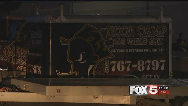 A gym's trailer was stolen, worth more than $9,000.