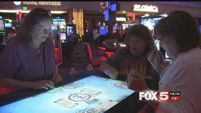 Skill-based gaming made its debut in Las Vegas.