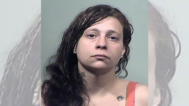 Amber Finney (Source: Trumbull County, OH, Sheriff's Office)