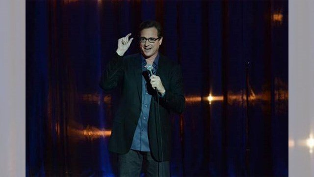 "Bob Saget is set to bring his ""dirty daddy"" brand of comedy to Brooklyn Bowl Las Vegas on May 26. (Source: Brooklyn Bowl Las Vegas)"